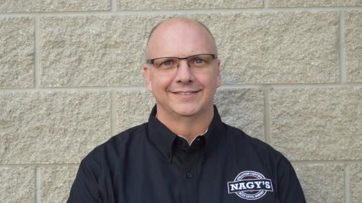Ron Nagy, President-Nagy's Collision Centers