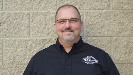 Dan Nagy, Vice President-Nagy's Collision Centers