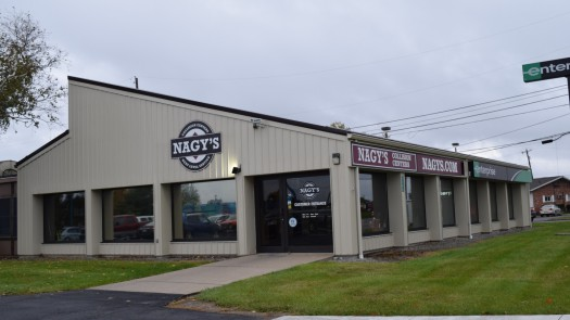 Nagy's Collision Ashland is located at 2143 Claremont Ave Ashland, OH 44805