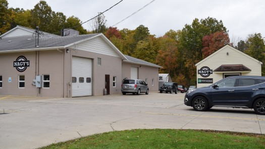 Nagy's Collision Doylestown is located at 12145 Whitman Rd. Doylestown, OH 44230