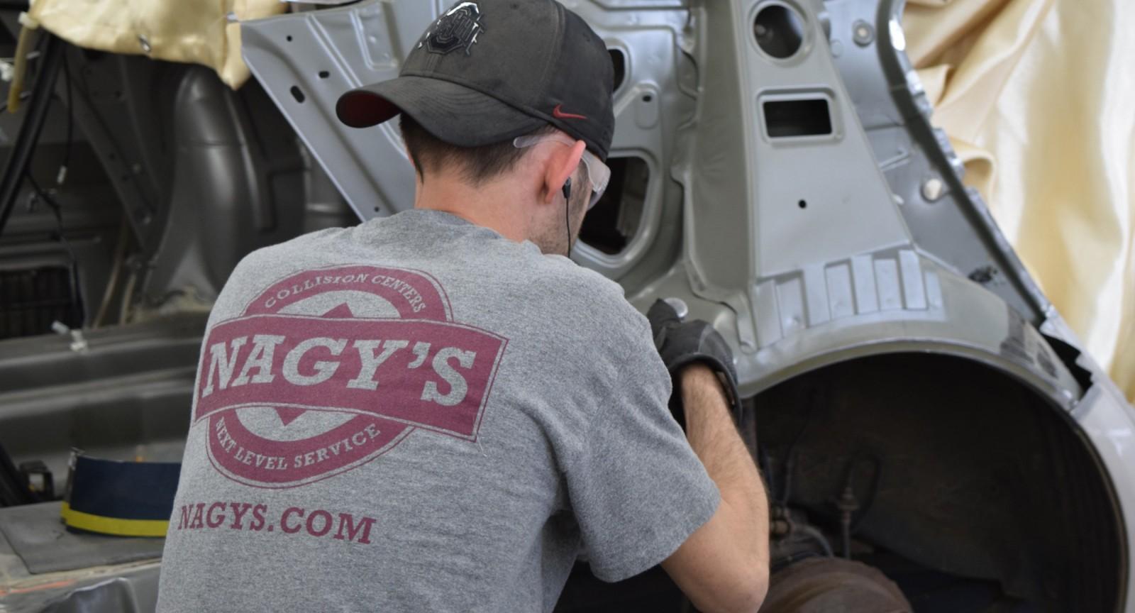 Nagy's Collision Centers | Ohio Autobody & Body Shop located in