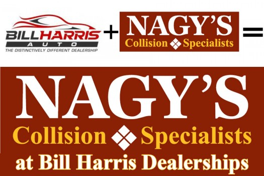 Nagy's Collision Specialists Now in Ashland Ohio