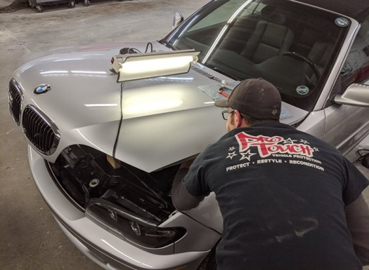 Stop by ProTouch for all your Paintless Dent Repair Needs at 4653 Cleveland Rd. Wooster.