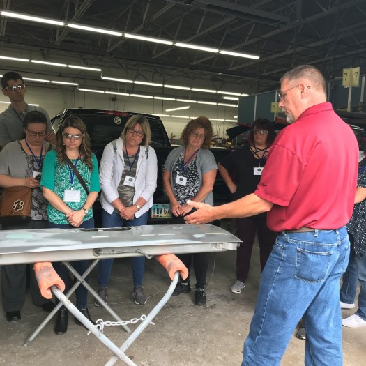 Local Educators visit Nagy's Wooster South on June 4th