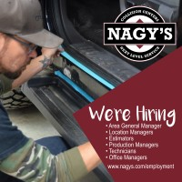 We are currently hiring at several of our locations