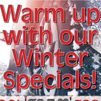 Check out our 2019-2020 Winter Specials and protect your vehicle from the Ohio Elements!