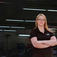 Courtney Chenevey, New Location Manager-Nagy's Collision Centers in Millersburg