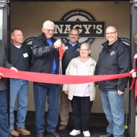 Nagy's Collision Centers Grand Opening & Ribbon Cutting at their New Facility in Orrville