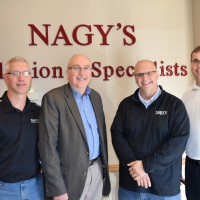 State Rep Ron Amstutz visits Nagy's Collision Centers in Wooster