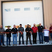 Ribbon Cutting for Pro Touch new 4,000 sq ft addition!