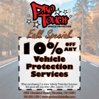 10 Percent Off Purchase of any Vehicle Protection Services