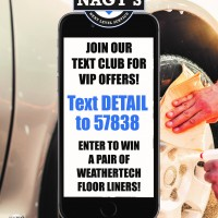 Text DETAIL to 57838 to Join our VIP Club!