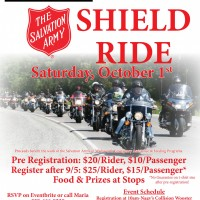 2016 Red Shield Ride