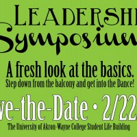 2017 Leadership Symposium Registration is now Open!