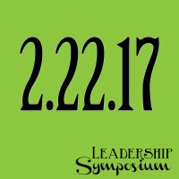 Mark your calendars for the 2017 Leadership Symposium