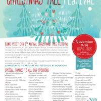 2015 Pomerene Auxiliary Christmas Tree Festival