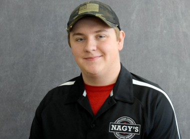 Andrew Smucker, Detailer at Nagys Collision Wooster-South