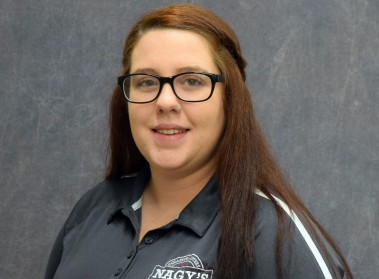 Erin Kimmel, Office Services Administrator at Nagy's Collision Orrville