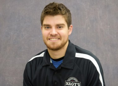 Isaac Miller, R&I Technician at Nagy's Collision Wooster-North