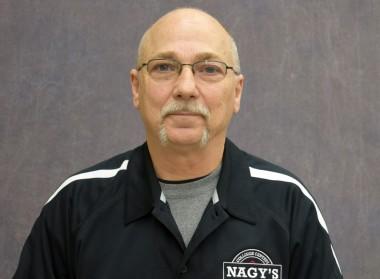 James Stallard, Technician at Nagy's Collision Hartville