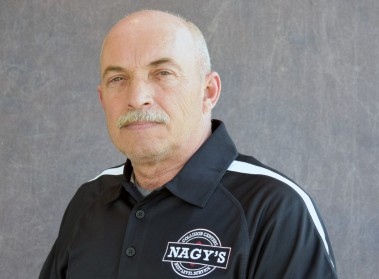 Jim Bates, Technician at Nagys Collision at Chevrolet of Wooster
