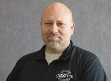 Joe Kenley, Manager Nagys Collision Doylestown