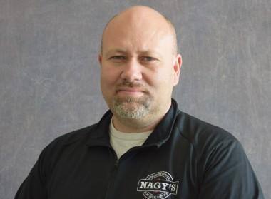 Joe Kenley, Manager Nagys Collision Doylestown