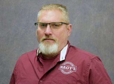 Karl Kuhns, Manager Nagy's Collision Ashland