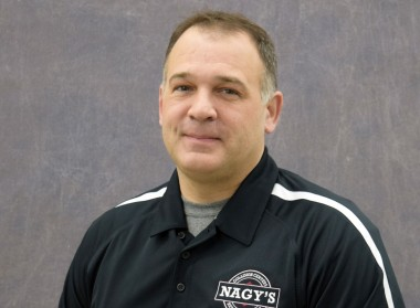 Kevin Scheibe, Technician at Nagy's Collision Doylestown