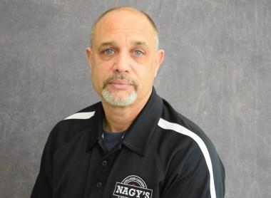 Mark Perella, Body Technician at Nagy's Collision Green
