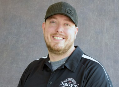Mike Butler, Technician at Nagys Collision at Chevrolet of Wooster