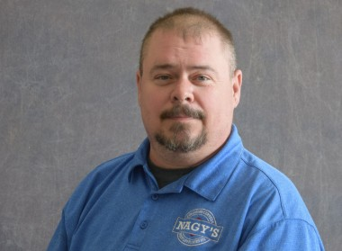 Mike Tanner, Production Manager at Nagys Collision Wadsworth