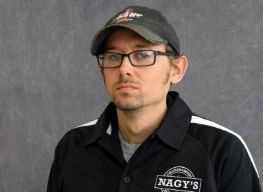 Nolan Clingan, Body Technician at Nagys Collision Green