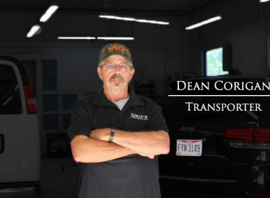 Dean Corigan, Nagy's Collision Millersburg Transporter